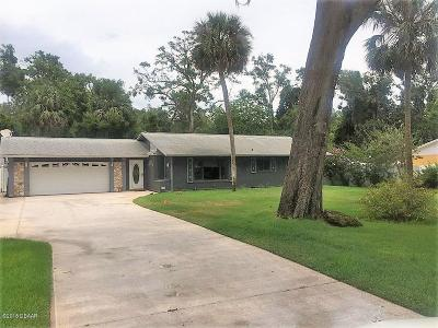 Tomoka Oaks Rental For Rent: 49 N St Andrews Drive