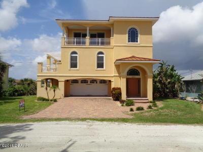 New Smyrna Beach Single Family Home For Sale: 2608 Hill Street