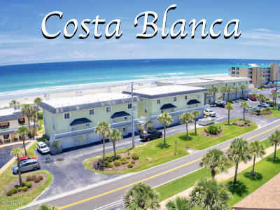 Ponce Inlet, South Daytona, Wilbur-by-the-sea Attached For Sale: 4791 S Atlantic Avenue #6