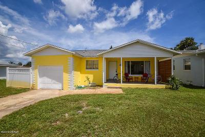 Daytona Beach Single Family Home For Sale: 415 Seaview Avenue