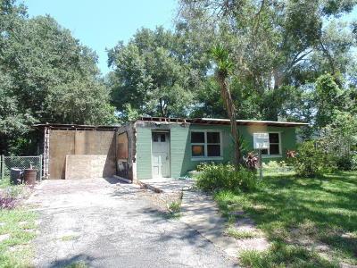 Ormond Beach Single Family Home For Sale: 615 S Ridgewood Avenue