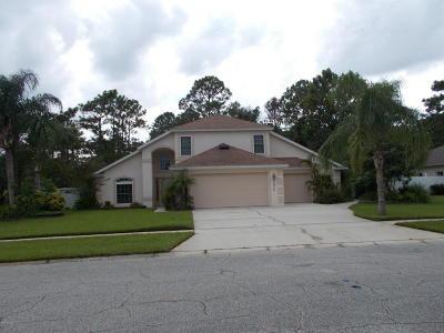 Port Orange Single Family Home For Sale: 5470 Carmody Lake Drive