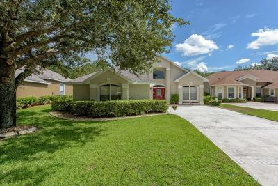 Daytona Beach Single Family Home For Sale: 9 Acclaim At Lionspaw