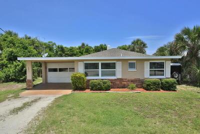 Daytona Beach Single Family Home For Sale: 107 Milton Road