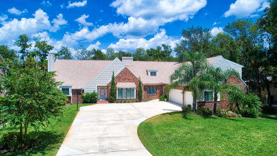 Ormond Beach Single Family Home For Sale: 3 Circle Oaks Trail