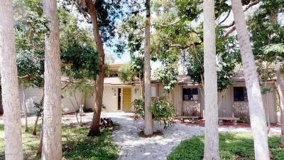 New Smyrna Beach Single Family Home For Sale: 4200 Saxon Drive