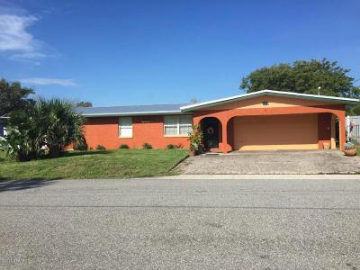 Flagler Beach FL Single Family Home For Sale: $429,000