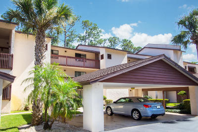 Daytona Beach Condo/Townhouse For Sale: 275 Indigo Drive #3050