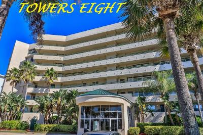 Ponce Inlet Condo/Townhouse For Sale: 4621 S Atlantic Avenue #7402