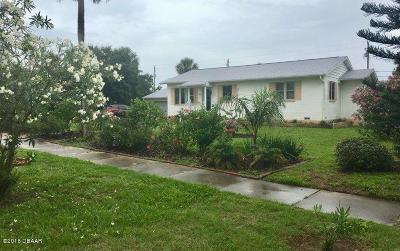 Daytona Beach Single Family Home For Sale: 500 Ocean Dunes Road
