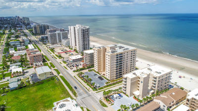 Daytona Beach Shores Condo/Townhouse For Sale: 3801 S Atlantic Avenue #501