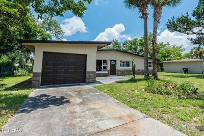 Daytona Beach Single Family Home For Sale: 1347 Imperial Drive