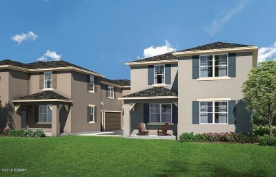 Port Orange Single Family Home For Sale: 1603 Pham Drive