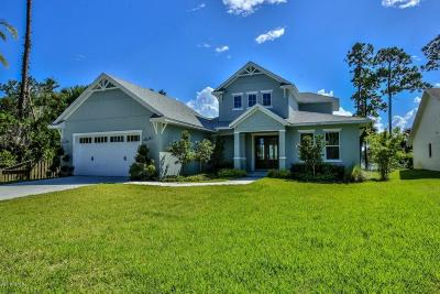 New Smyrna Beach Single Family Home For Sale: 2826 Sunset Drive