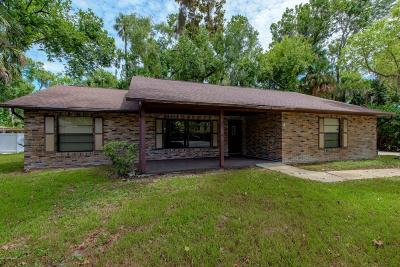 Ormond Beach Single Family Home For Sale: 4 Willowdale Circle