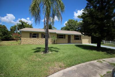 Daytona Beach Single Family Home For Sale: 916 Tracy Street