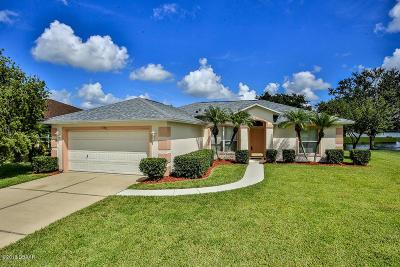 Port Orange Single Family Home For Sale: 1752 Tributory Lane