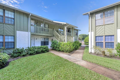 Holly Hill Condo/Townhouse For Sale: 840 Center Avenue #41