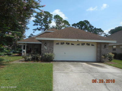 Daytona Beach Single Family Home For Sale: 280 Braeburn Circle