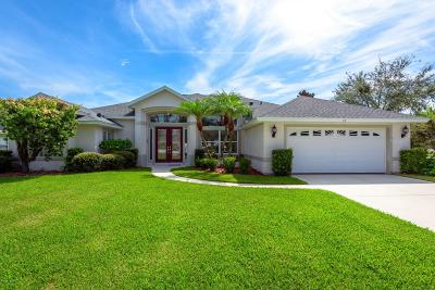 Ormond Beach Single Family Home For Sale: 72 Circle Creek Way