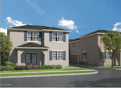 Port Orange Single Family Home For Sale: 1643 Pham Drive
