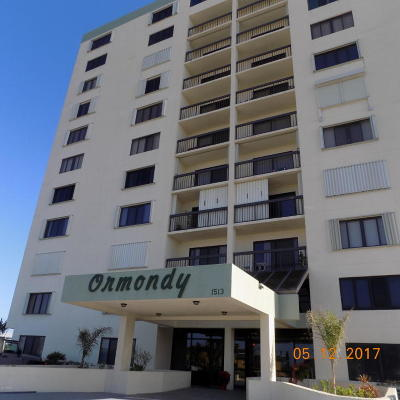 Ormond Beach Condo/Townhouse For Sale: 1513 Ocean Shore Boulevard #10F