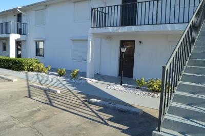 Port Orange Condo/Townhouse For Sale: 3620 Cardinal Boulevard #A-5