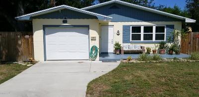 Daytona Beach Single Family Home For Sale: 457 Tarragona Way
