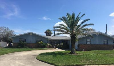 Ormond Beach Single Family Home For Sale: 20 Surfside Drive