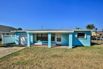 Port Orange Single Family Home For Sale: 3900 S Atlantic Avenue