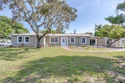 Ormond Beach Single Family Home For Sale: 373 S Halifax Drive