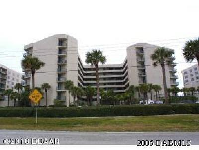 Ponce Inlet Condo/Townhouse For Sale: 4565 S Atlantic Avenue #5608