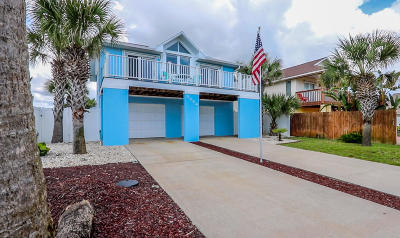 Flagler Beach Single Family Home For Sale: 2624 S Central Avenue