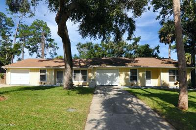 Volusia County Multi Family Home For Sale: 5116 Isabelle Avenue
