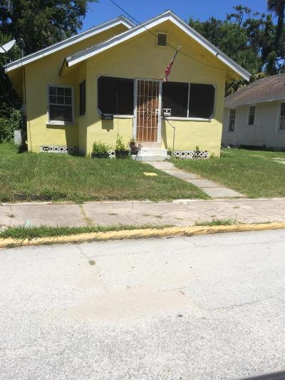 Daytona Beach Single Family Home For Sale: 204 San Juan Avenue