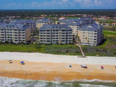 Palm Coast Condo/Townhouse For Sale: 600 Cinnamon Beach Way #542