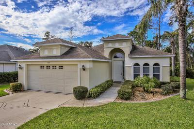 Port Orange Single Family Home For Sale: 844 Wingate Trail