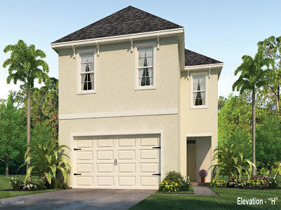 New Smyrna Beach Single Family Home For Sale: 2809 Blue Shores Way