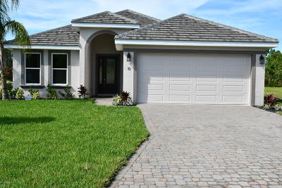 Ormond Beach Single Family Home For Sale: 10 Willoughby
