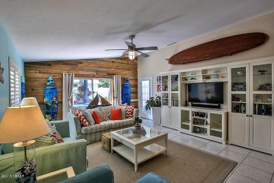 New Smyrna Beach Single Family Home For Sale: 311 Jessamine Avenue