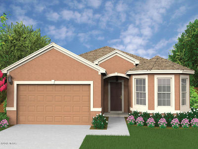 New Smyrna Beach Single Family Home For Sale: 412 Babs Court