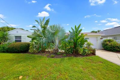 New Smyrna Beach Single Family Home For Sale: 305 Lincoln Avenue