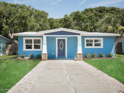 New Smyrna Beach Single Family Home For Sale: 808 E 24th Avenue