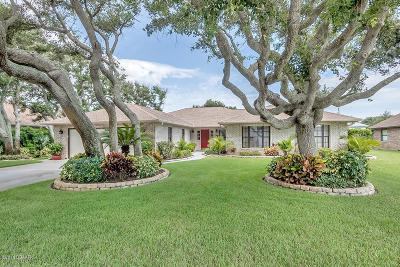 Ponce Inlet Single Family Home For Sale: 82 Buschman Drive