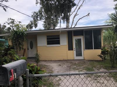 Daytona Beach Single Family Home For Sale: 341 Maple Street