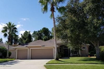 Port Orange Single Family Home For Sale: 768 Park Springs Court