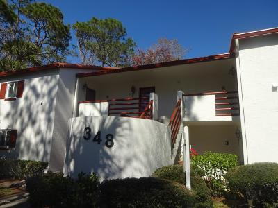Pelican Bay Condo/Townhouse For Sale: 348 Bob White Court #7