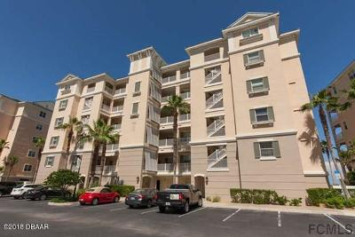 Palm Coast Condo/Townhouse For Sale: 700 Cinnamon Beach Way #644