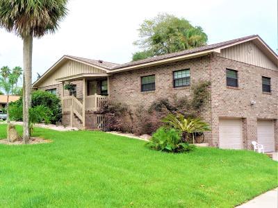 Ormond Beach Single Family Home For Sale: 329 Seminole Drive