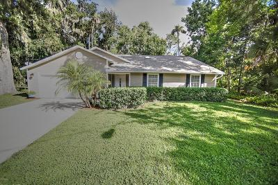 Ormond Beach Single Family Home For Sale: 18 Woodgate Court